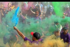 Color Run For Fun tenaga kerja di Bali