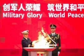 Indonesia gagal raih medali di Pekan Olahraga China Militer Dunia