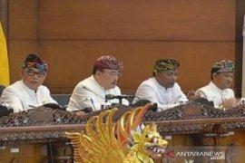 Struktur pimpinan DPRD Bali secara resmi disahkan
