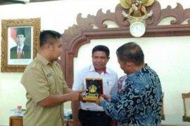 Sekretariat DPRD Bali terima kunjungan DPRD Kalsel