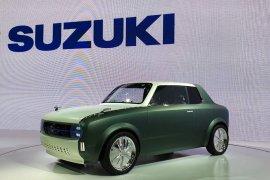 Kendaraan andalan Suzuki di TMS: Waku, Hanare hingga Gixxer