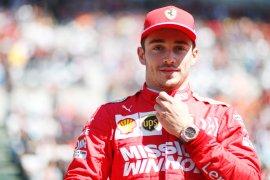Charles Leclerc perpanjang kontrak bersama Ferrari hingga 2024