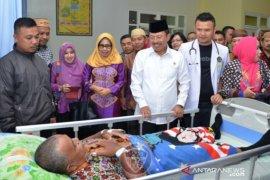Menkes pertama kunjungan RS ke Ainun Habibie Gorontalo