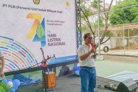 PLN Aceh galang dana listriki rumah keluarga kurang  mampu