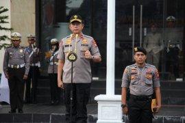 Dua Kapolres di Maluku Utara diganti