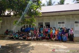 Rayakan Hari Listrik Nasional, PLN Padangsidimpuan santuni panti asuhan