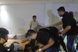Polres Jakbar bongkar sindikat preman berkedok  penagih utang