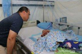 Gubernur Babel besuk bayi luka bakar di RSUP Soekarno