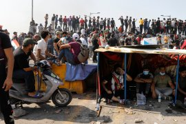67 tewas, ratusan luka-luka selama protes dua hari di  Irak