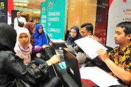 Puluhan UMKM minati program kolaborasi Kadin dan Pemkot Surabaya
