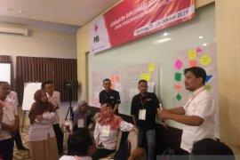 PMI Pusat gelar lokalatih humanitarian diplomacy untuk relawan