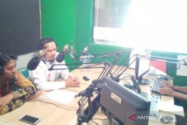 PMI Kota Sukabumi manfaatkan radio sosialisasikan pengurangan risiko bencana