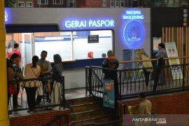 Permintaan tinggi, Imigrasi Tangerang buka pelayanan paspor setiap akhir pekan di mal