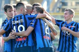 Atalanta pesta gol saat jamu Udinese, Napoli ditahan imbang SPAL
