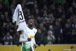 Glacbach kembali ke pucuk klasemen Liga Jerman