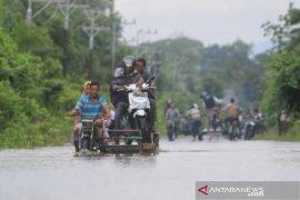 BPBA ajak warga bangun kesiagaan potensi banjir dan  longsor