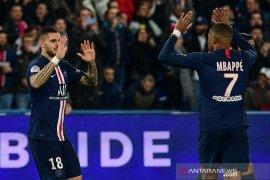 Liga Prancis, Icardi dan Mbappe usung PSG rajai Le Classique pertama musim ini