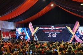 Wapres Ma'ruf tutup Mubes X Pemuda Pancasila