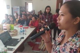 "Alfamart latih UMKM Bangli untuk ""produk UMKM masuk swalayan"""