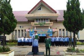 Direktur Polbangtan Medan ajak mahasiswa bersatu majukan tanah air