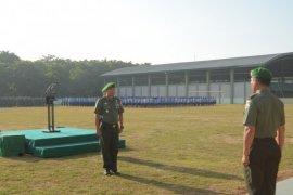 Ratusan prajurit TNI dan PNS peringati Hari Sumpah Pemuda Ke-91