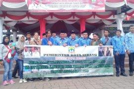 Kota Serang berangkatkan 24 warga transmigrasi ke Sulawesi Tenggara