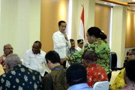 Presiden tindaklanjuti pemekaran  Pegunungan  Tengah