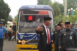 """Bus kapsul """"Trans Koja"""" resmi diluncurkan pada Hari Sumpah Pemuda"""