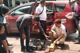 Polda Riau gagalkan peredaran puluhan kilogram ganja asal  Aceh