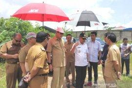 Walikota Samarinda kunjungi lokasi depot BBM dan LPG