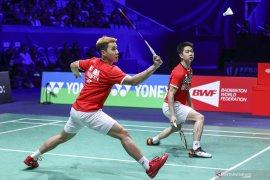 Minions melaju ke babak kedua Fuzhou China Open 2019