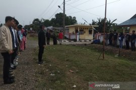 Saat sidang PLTU, sumpah pemuda bergema di PTUN Bengkulu