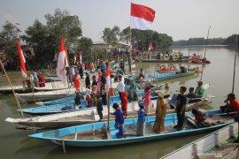 Peringatan Hari Sumpah Pemuda di Surabaya