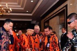 Ma'ruf Amin diangkat sebagai anggota kehormatan ormas PP