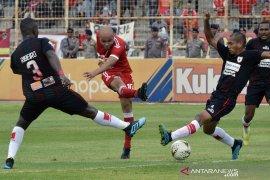 Hasil dan klasemen Liga 1: Persipura mengancam posisi tiga besar, Arema peringkat kelima