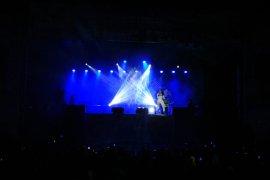 Ribuan pengunjung saksikan puncak penutupan Festival Danau Sentarum