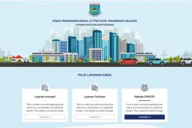 DPMPTSP Tangsel jaring investor  melalui aplikasi Tangsel Virtual Consulting For Bussines