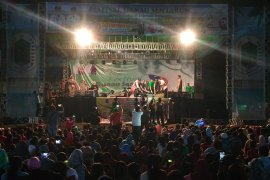 Bupati Kapuas Hulu tutup Festival Danau Sentarum 2019