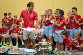 Federer tidak yakin ikuti Paris Masters