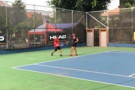 PB Pelti targetkan tim tenis Indonesia  dua medali emas SEA Games Filipina