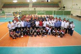 Menpora minta tim voli Indonesia raih emas SEA Games
