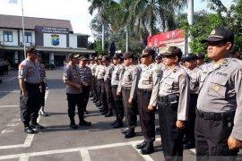 400 personel amankan pilkades serentak di Kediri