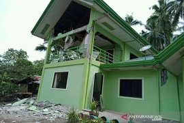 Gempa bumi dengan magnitudo 6,6 guncang Filipina selatan