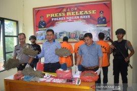 Polisi ringkus sejumlah pengedar narkoba di Nagan Raya