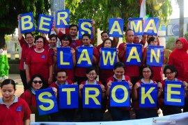 Konsultan Neuro RSUP Sanglah: usia muda bisa terkena stroke