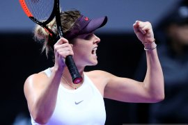 Elina Svitolina pastikan tiket semifinal WTA