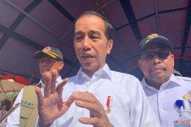 Presiden: Bantuan korban gempa Ambon cair 6 bulan pascabencana