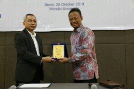 PDAM Tirtanadi Sumut-Bank Mandiri  kerja sama pembayaran tagihan air