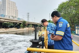 Hasil pengecekan antisipasi banjir temukan pompa bermasalah di Petamburan