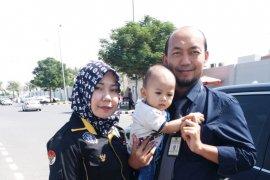 TKW di Arab Saudi bertemu bayinya setelah 12 hari terpisah